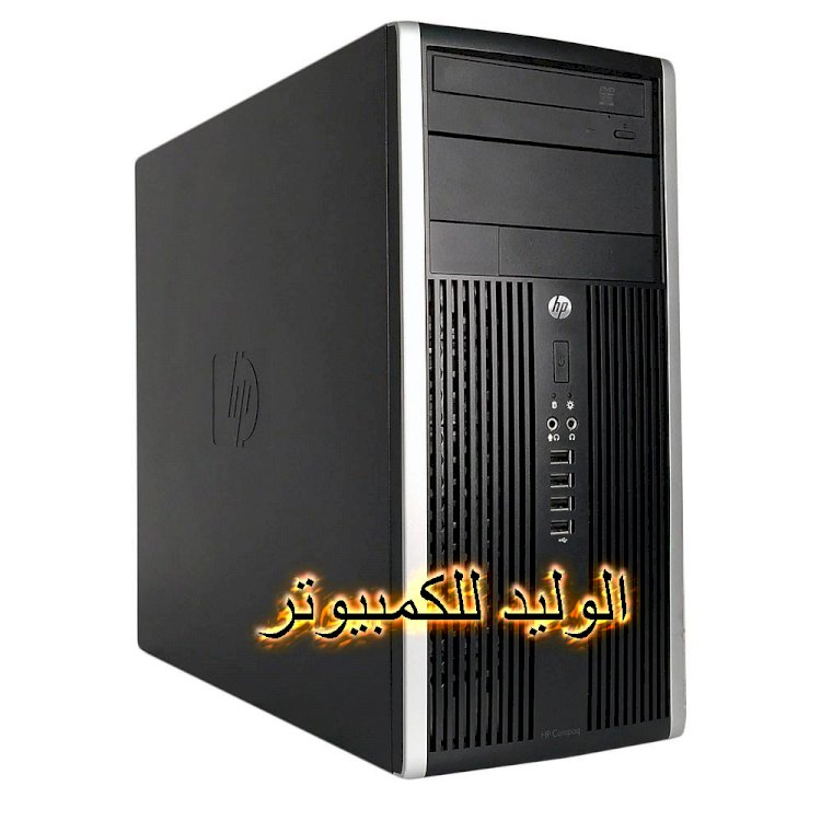 ملف بيوس النادر HP Compaq 8000 Elite Convertible Minitower PC